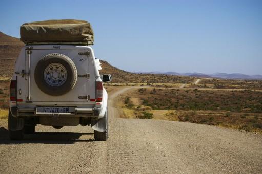 Voyage en Namibie au volant d'un 4×4 pour des moments de bonheur