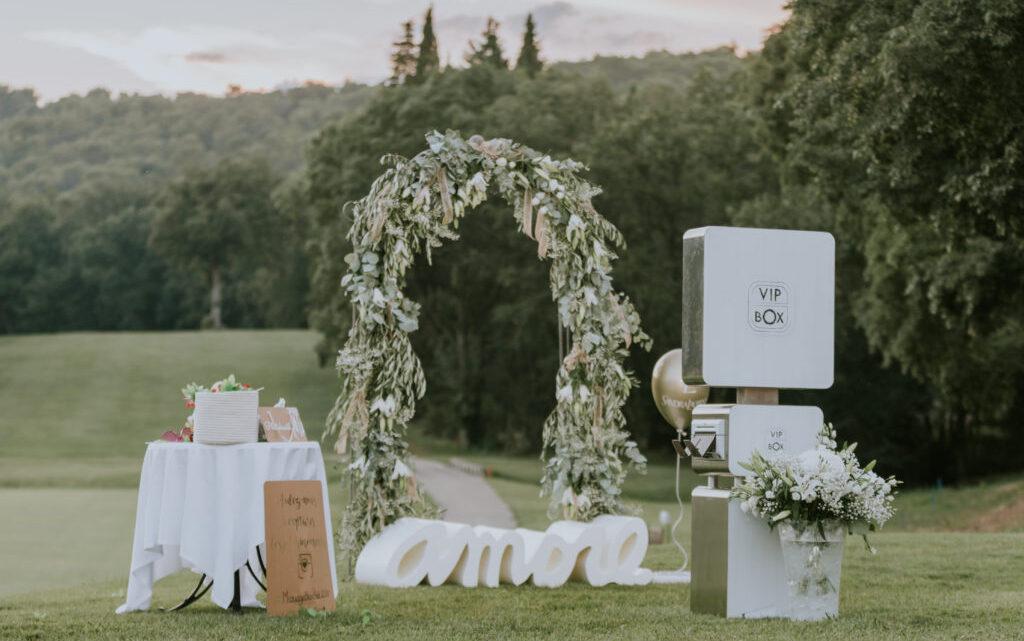 Animation mariage : nos conseils pour réussir votre photobooth de mariage