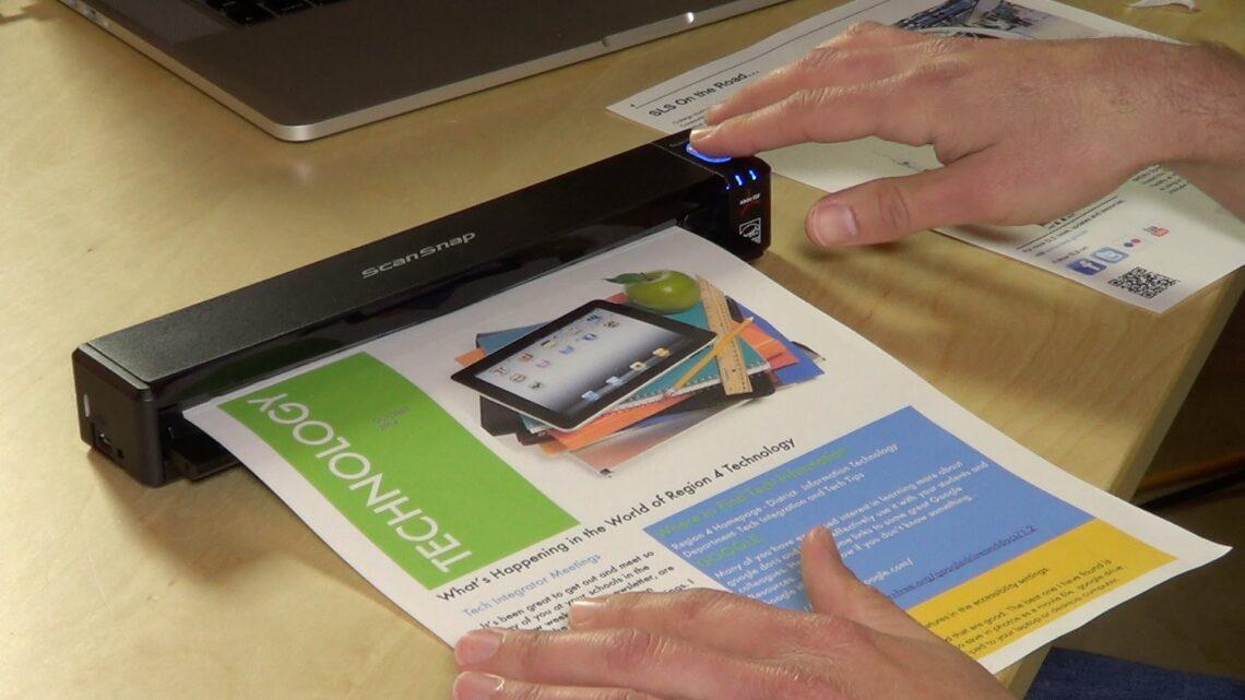 Les scanners portatifs, pour les professionnels que pour les particuliers