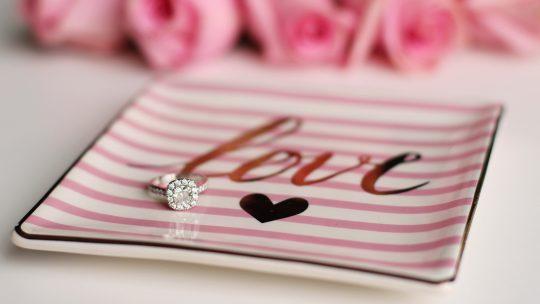 Connaissez-vous la valeur d'une bague de fiançailles?
