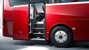 location bus Deauville