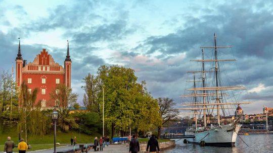 Votre premier voyage à Stockholm