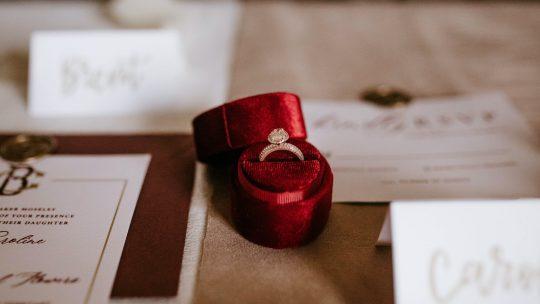 L'alliance en diamant: un bijou unique et intemporel
