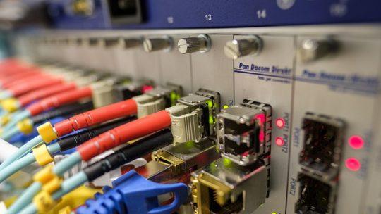 La technologie de fibre optique